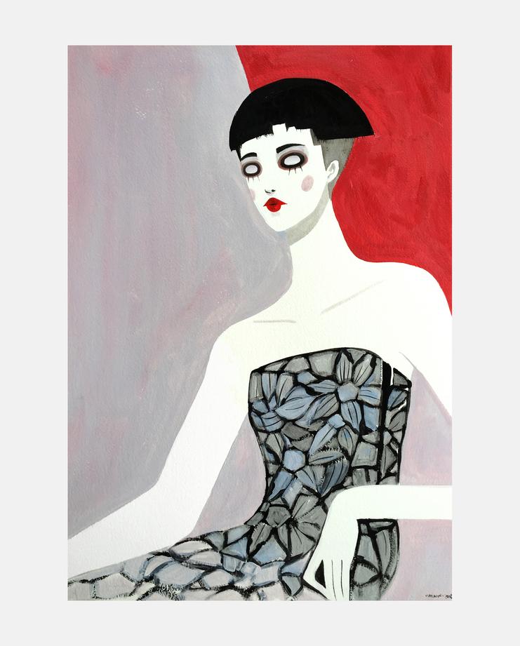 Velwyn Yossy, Balenciaga