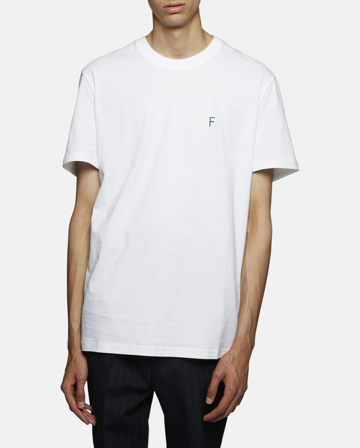 Futur FZ Court T-Shirt White AW16