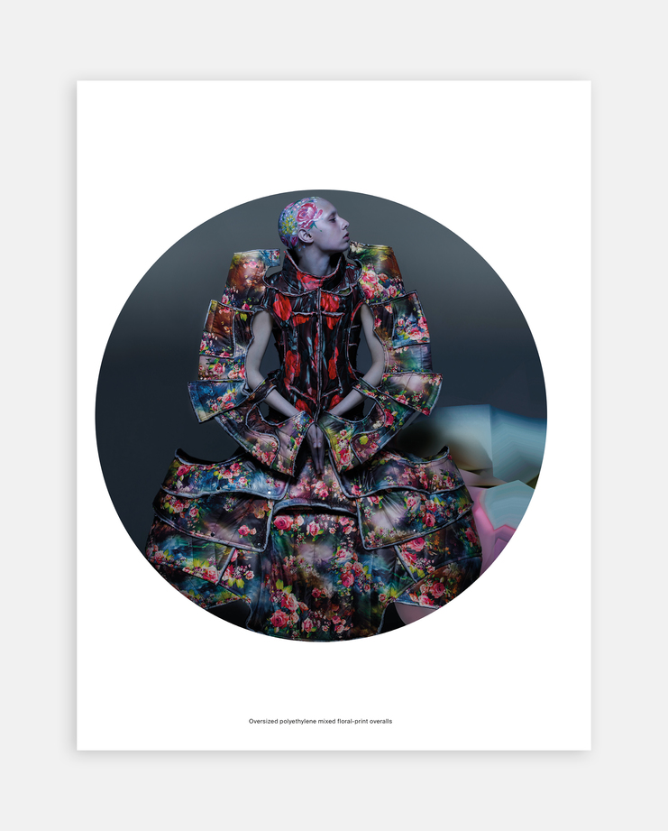 AnOther Comme des Garcons Jazzelle Nick Knight VOL 2 ISSUE 4 Autumn / Winter 2016